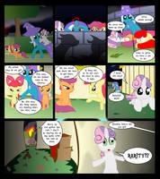 Cutie Mark Crusaders 10k: Lulamoon Page 18 by GatesMcCloud