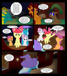 Cutie Mark Crusaders 10k: Lulamoon Page 23 by GatesMcCloud