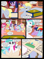 The Rightful Heir - Issue 1 - part 6 by GatesMcCloud