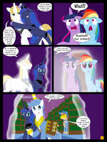 The Rightful Heir: Issue 2 - Page 11 by GatesMcCloud