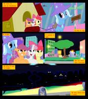 Cutie Mark Crusaders 10k: Lulamoon Page 76 by GatesMcCloud
