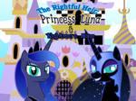 Princess Luna - Nightmare Moon comic