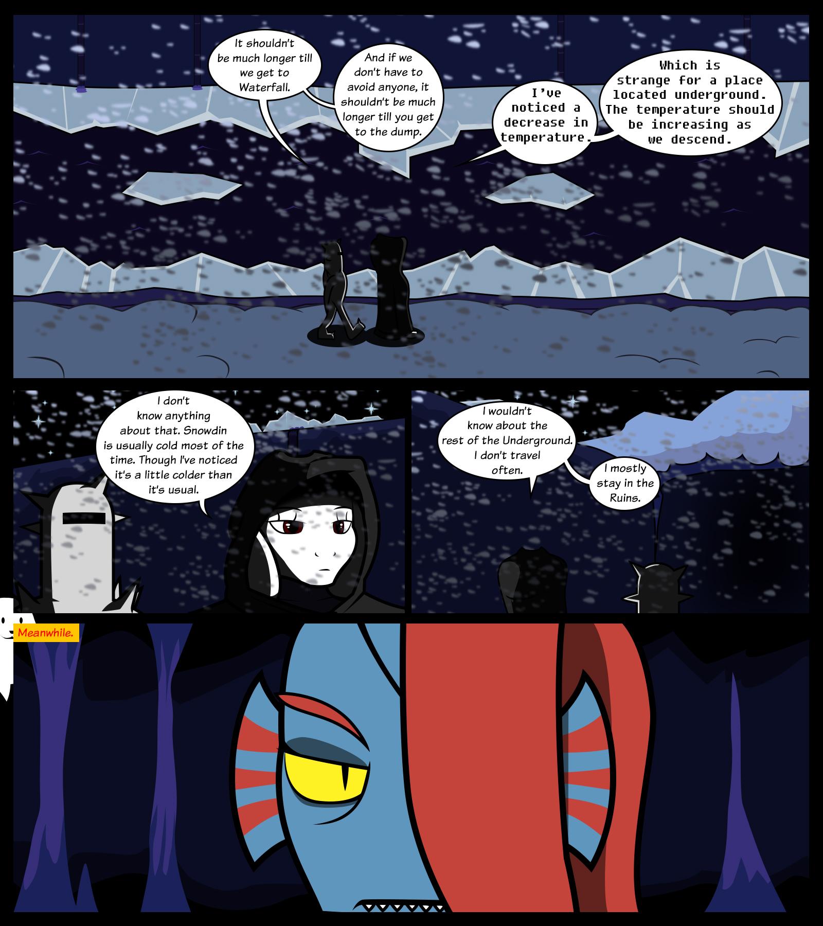 Undertale Deluxe: A Starman Adventure 31 by GatesMcCloud