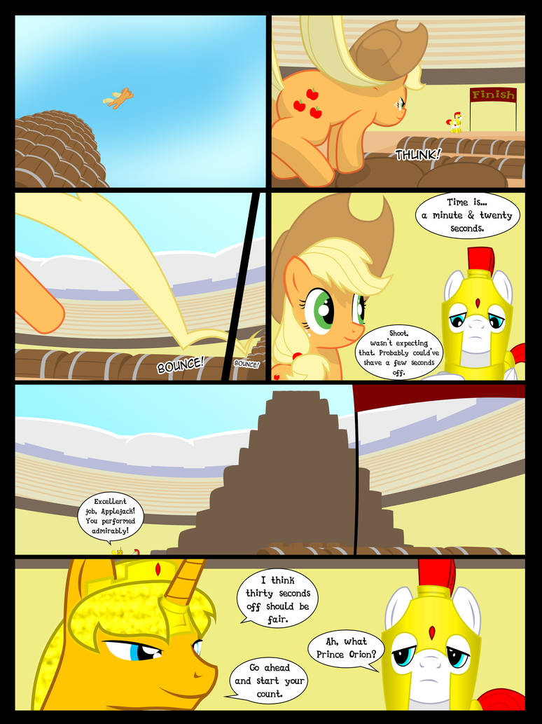 The Rightful Heir: Issue 3 - Page 033 Pre-Irma Ed. by GatesMcCloud