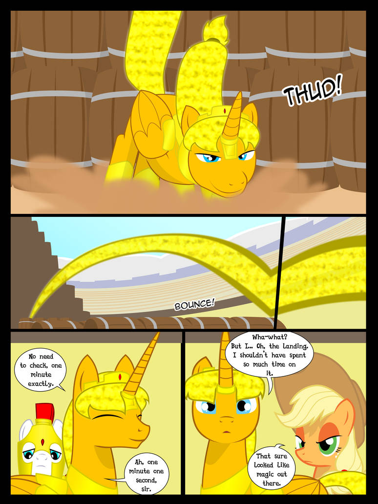 The Rightful Heir: Issue 3 - Page 035 by GatesMcCloud