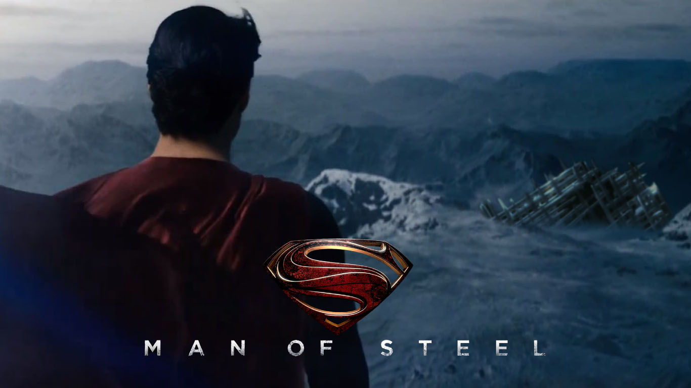 The official superman fan art manips thread part 9 page 2 the superherohype forums - Wallpaper superman man of steel ...