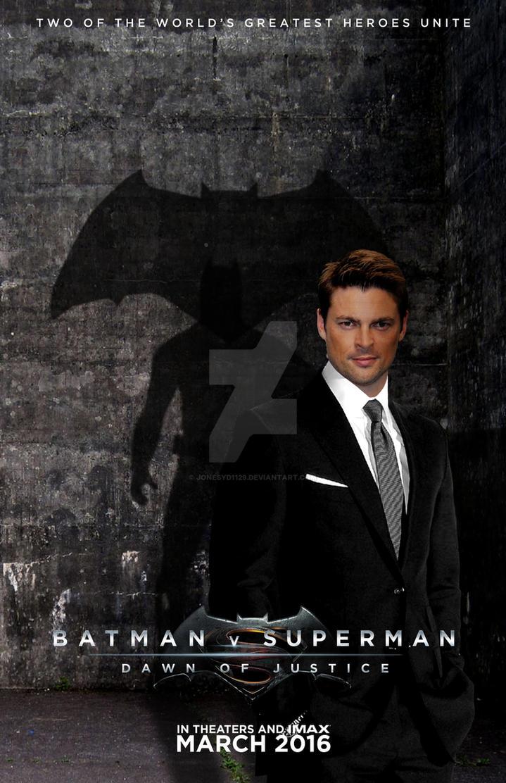 Batman V Superman Teaser Poster A 2 By Jonesyd1129