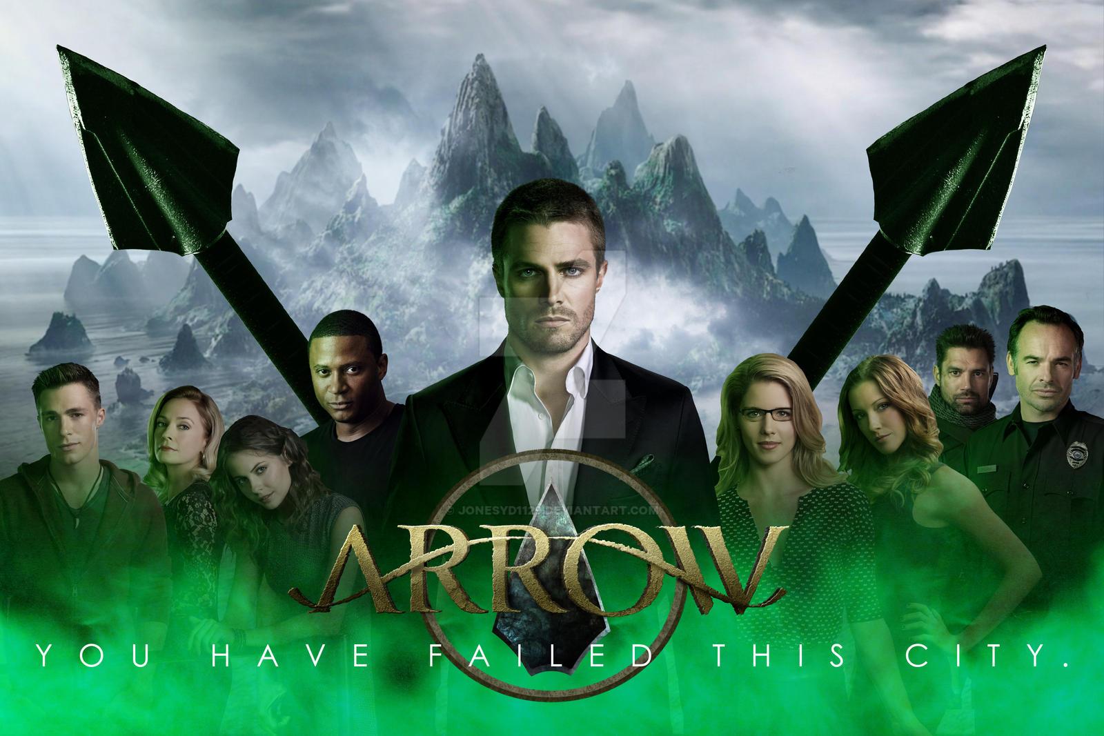 Good Wallpaper Movie Arrow - arrow_season_2_cast_poster_by_jonesyd1129-d7ajyyg  Trends_37133.jpg
