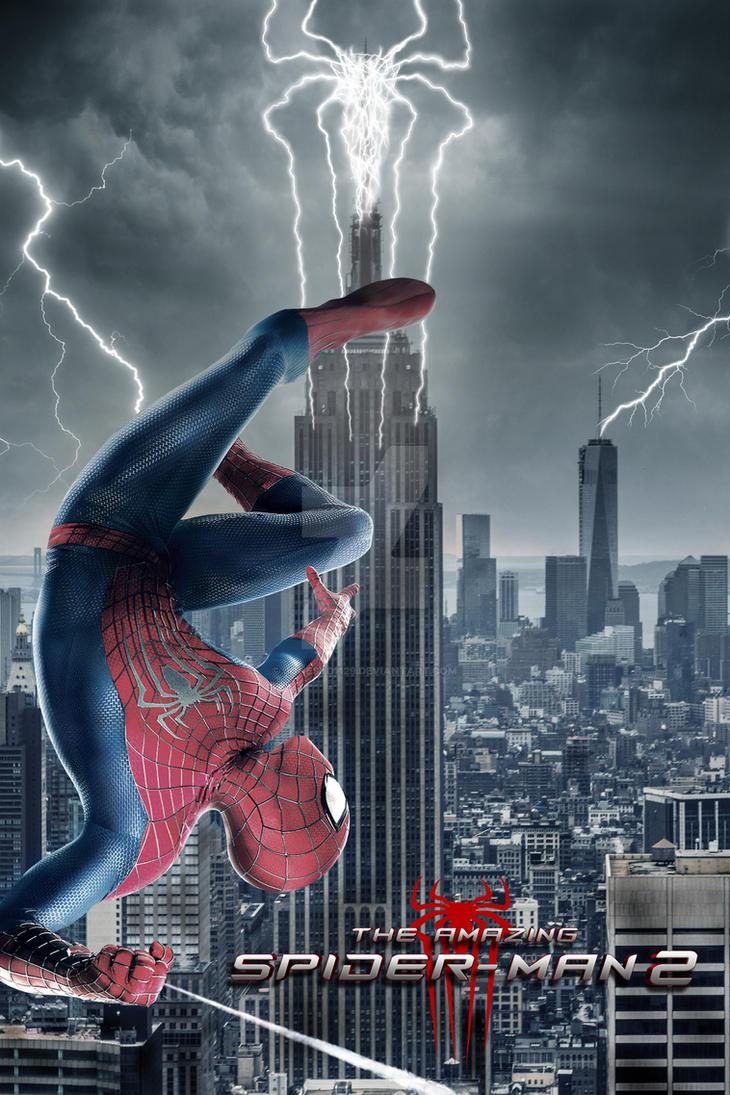 The Amazing Spider Man 2 Poster By Jonesyd1129 On Deviantart