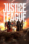 Justice League Poster 1