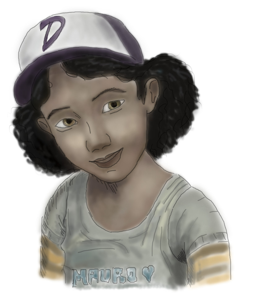 Clementine (The Walking Dead) By Arthassolo On DeviantArt
