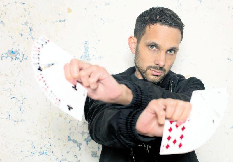 Foto De Dynamo El mago // Photo Of The magician Dy by gamazor