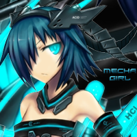 Mecha Girl by gamazor