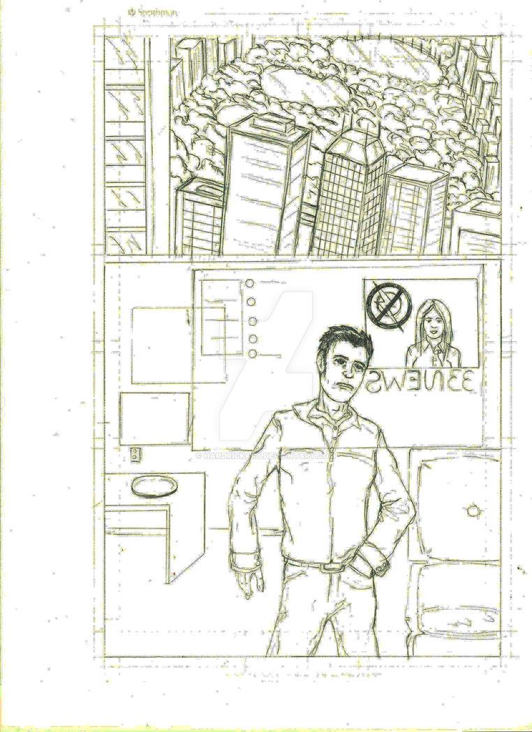 Tim Drake by HARDRICKART