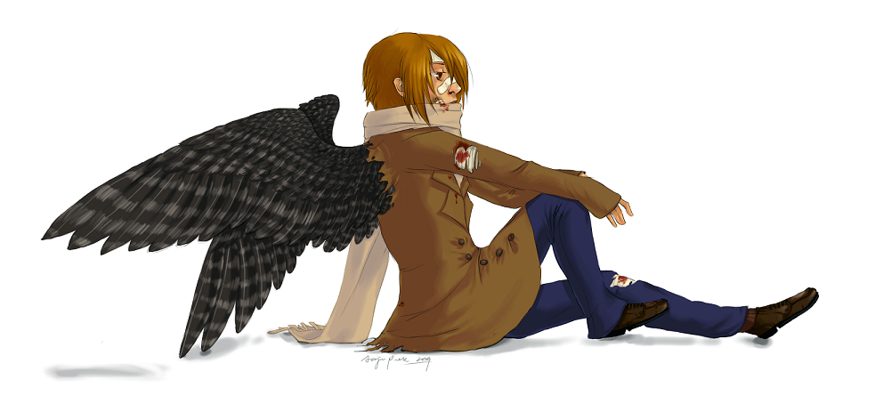 Winged by soojinp
