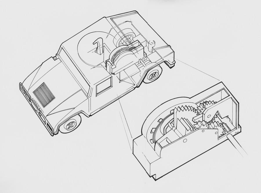 H2 Hummer Coloring Pages: Sketches Of Humvees Pictures To Pin On Pinterest