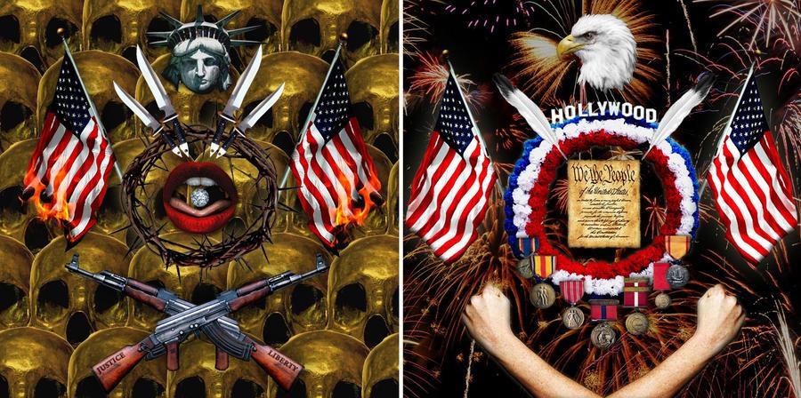 America - American + by MrSunnyBlack