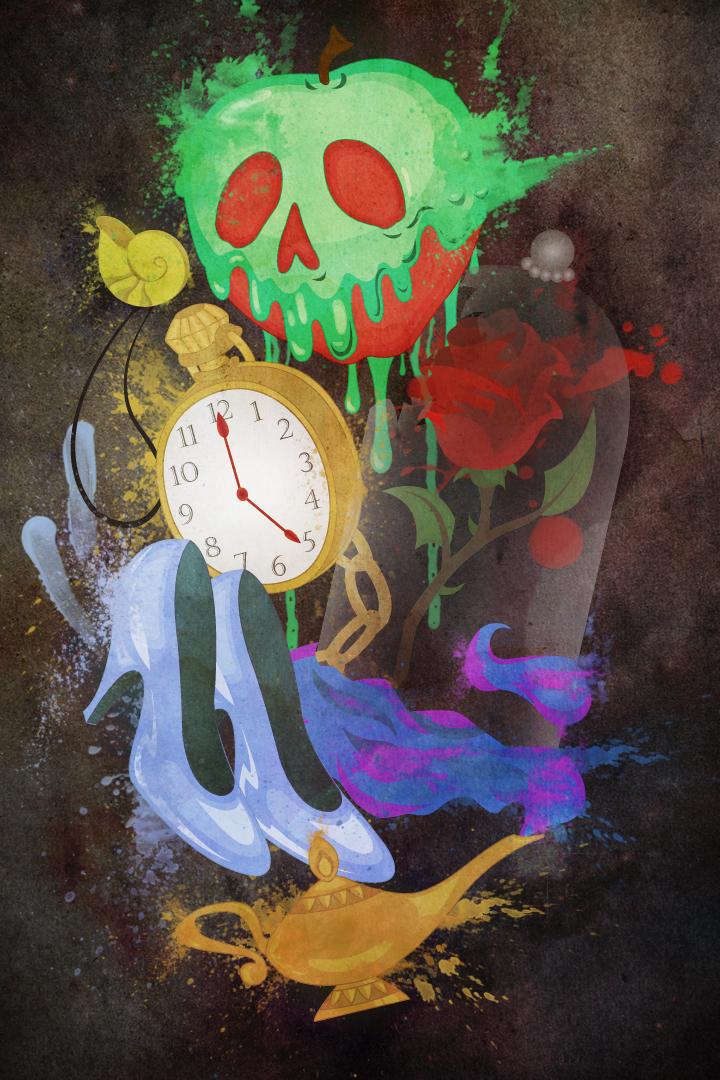 Magical Items by MrSunnyBlack