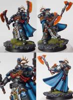 Astral Knights Chaptor Master Artor Amhrad by TheEternalRanger