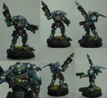 Astral Knights Primaris Reiver by TheEternalRanger