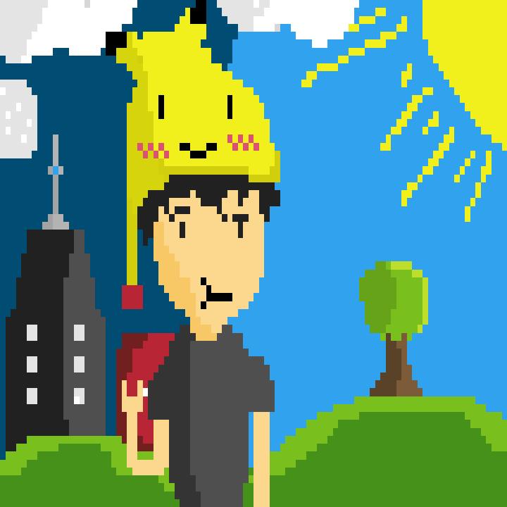 Mi primer Pixel Art by BobbyLiver231