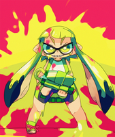 splatooooon by natsumeneko
