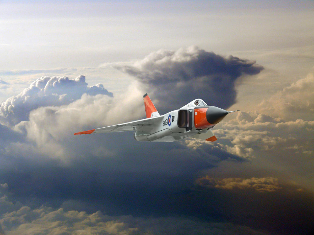 Avro Arrow program is cancelled