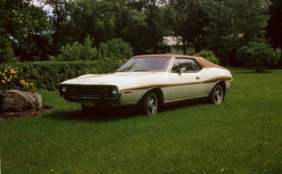 AMC Javelin -1973 by PlunkettGW