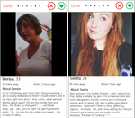 SpiralSwipe Community Profiles part 1