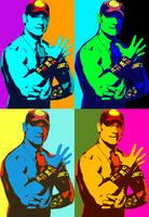 John Cena andy warhol