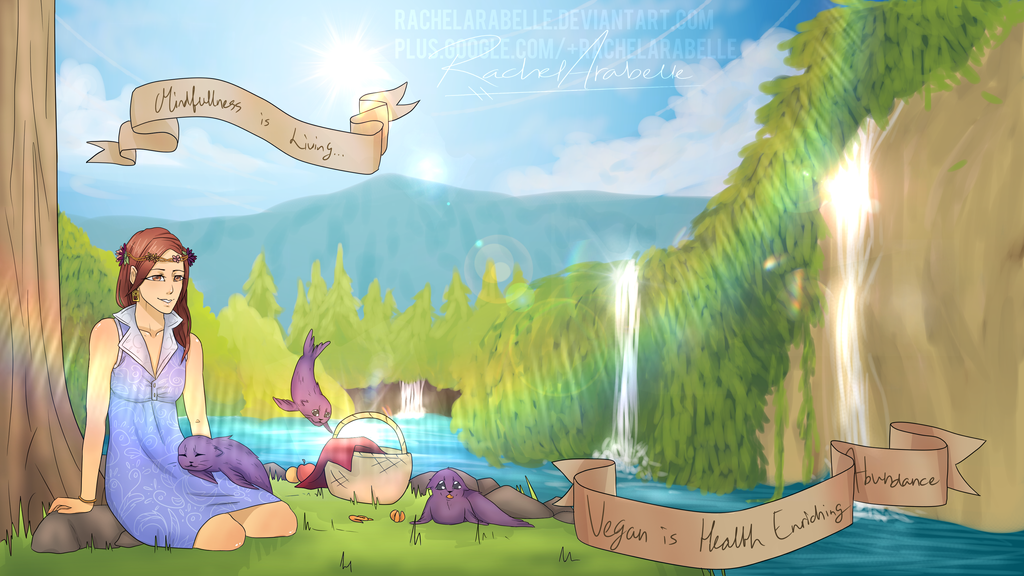 Baby Seal Princess Kaikouri | Request by RachelArabelle