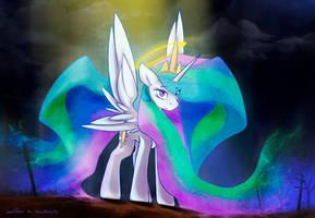 Sun Princess by 1deathPony1