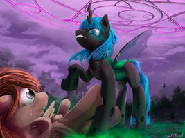 Dark Princess by 1deathPony1