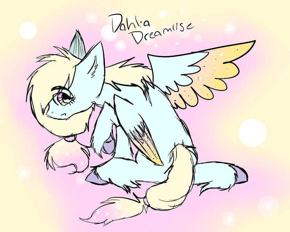 Dahlia Dreamrise