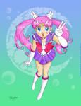 Parallel Sailor Moon by tingocomics
