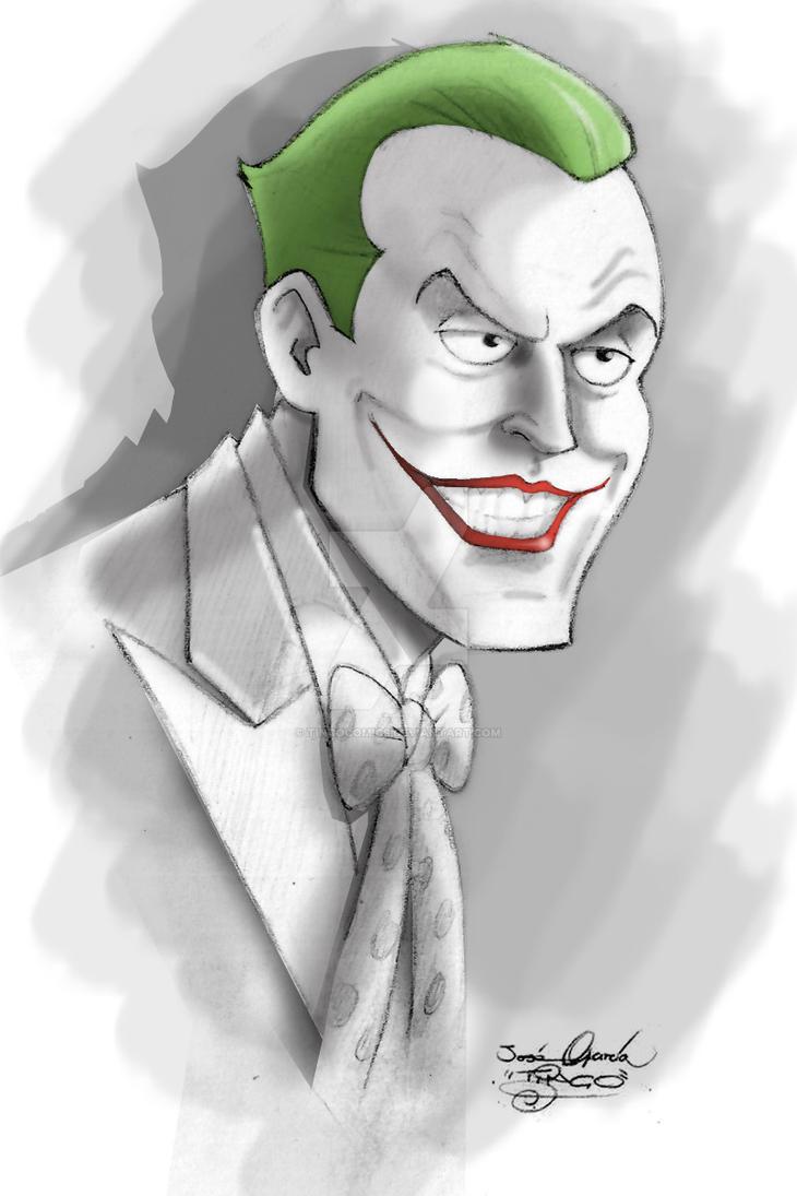 The Jokerson by tingocomics