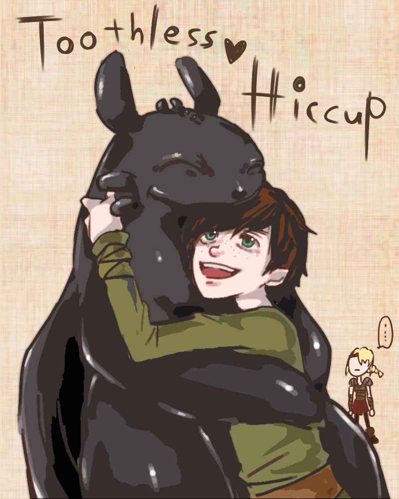 Picture 345 kb human toothless x hiccup resolution 900 x