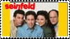 seinfeld stamp by davidisgay