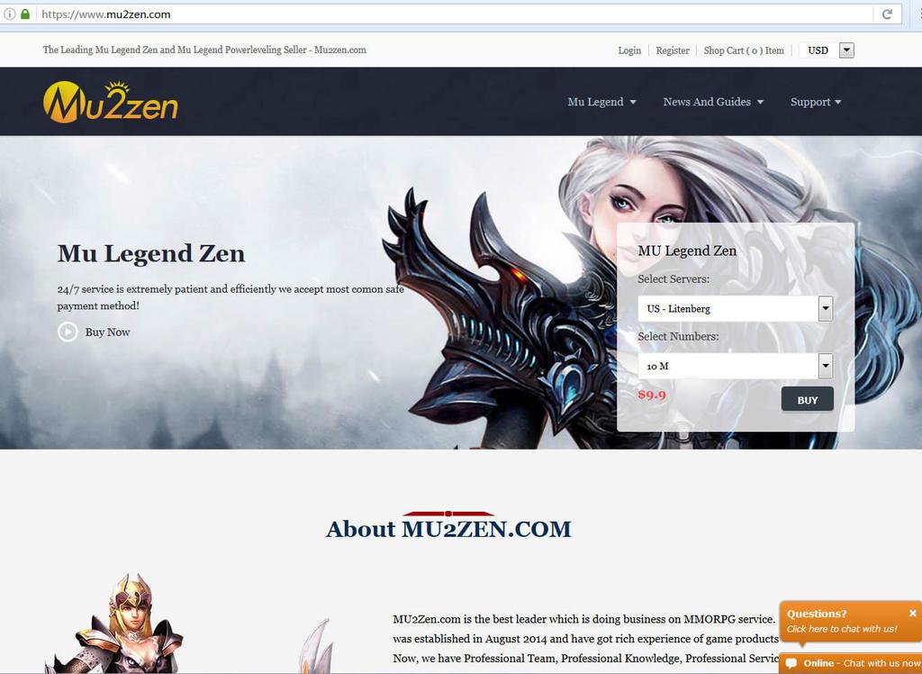 Mu2zen.com index page web desgin by mu2zen