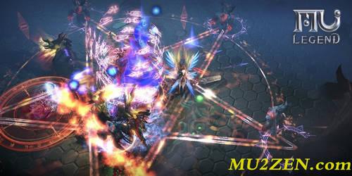 MU Legend gameplay screenshot by mu2zen