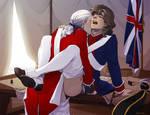 Revolutionary War by felixavenier