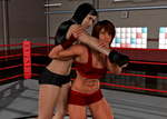 Megan vs Abigail 3