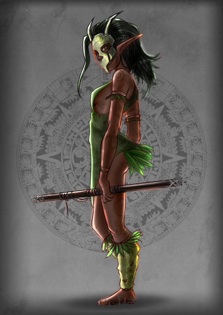Tribal Sketch by Dave-Navarro