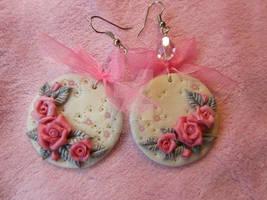 clay jewelry earrings