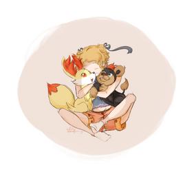 Firey Hearts
