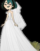 Gwen's Wedding Dress