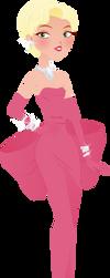 Cait Marilyn by qMargot