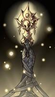 Godmaster. Hollow Knight by Eibon-W-Walde