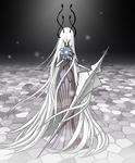 Grey Mourner (Ze'Mer) hollow knight fanart