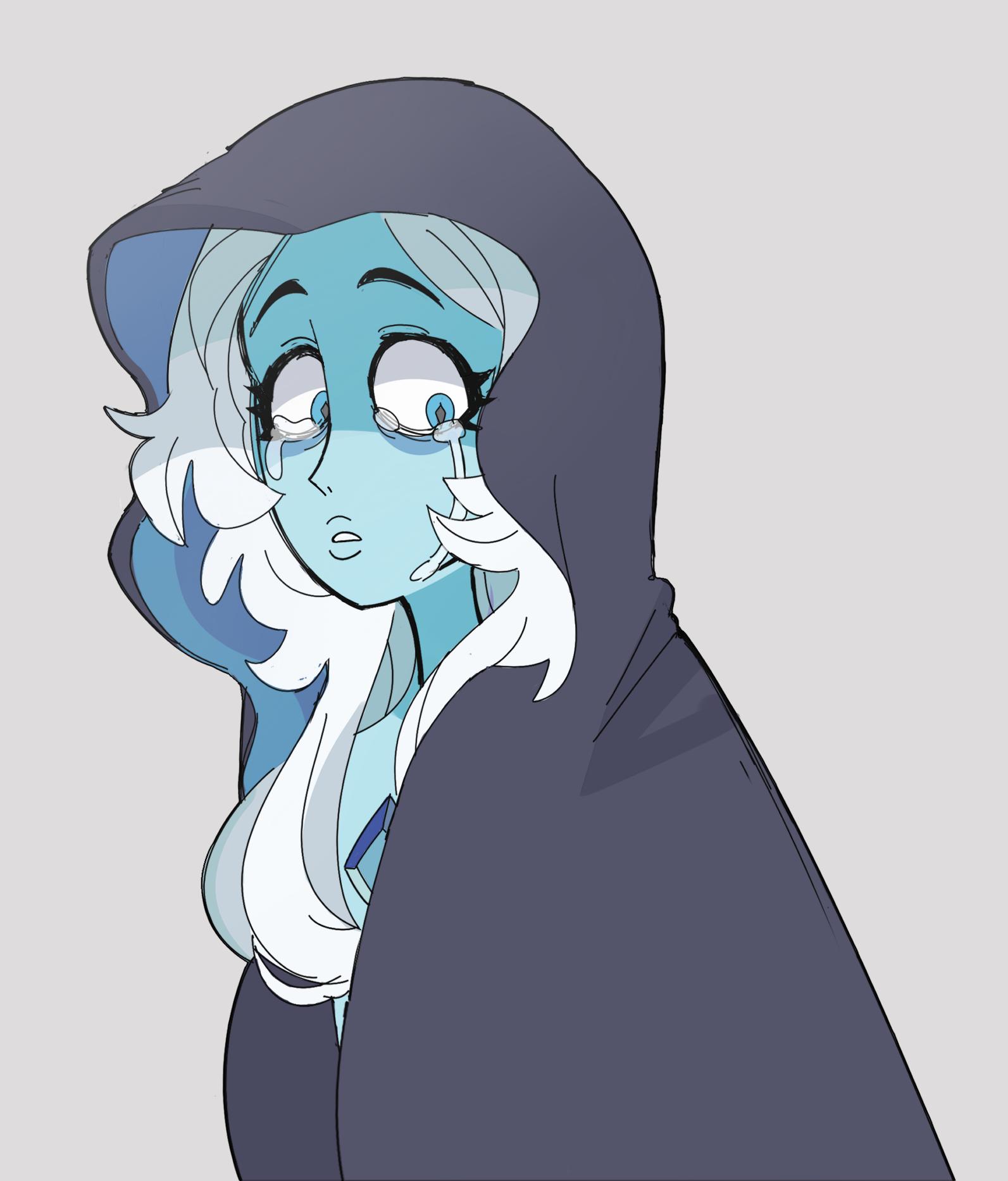 blue diamond by marreeps